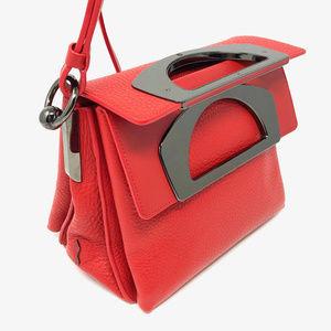 Christian Louboutin Passage Bag in Loubie Red EUC